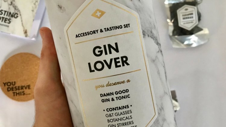 Gin Lover's Tasting Kit